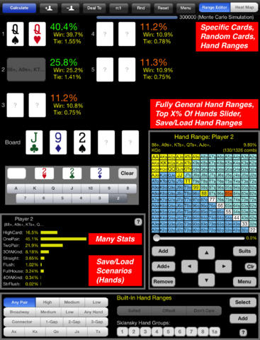 Best poker odds calculator iphone app jack the beanstalk slot