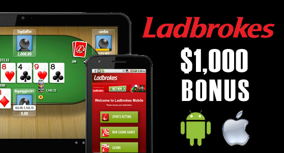 Ladbrokes poker app review is fantasy football gambling islam